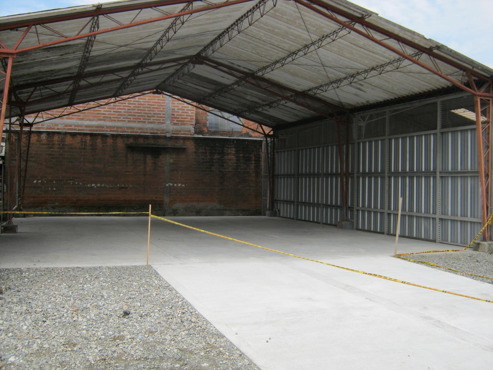 Construccion y mantenimiento bodegas